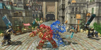 Knack 2 is more fun than it should be thanks to co-op