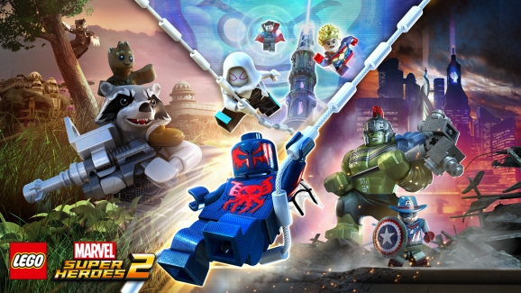 Lego Marvel Super Heroes 2 is flying to Switch, PS4, Xbox One, and ...