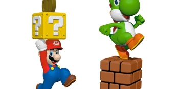Why Mario's Hallmark ornaments matter beyond your Christmas tree