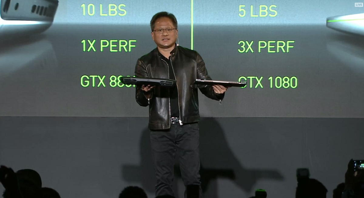Nvidia unveils new design for powerful slim gaming laptops