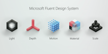 ProBeat: Microsoft's Fluent Design System is boring, and that's a good thing