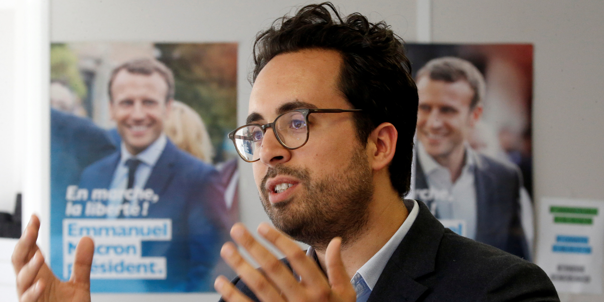 France's New President Picks a Millennial Entrepreneur to Be Country's Digital Minister
