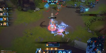 NCSoft takes on League of Legends with action MOBA Master X Master