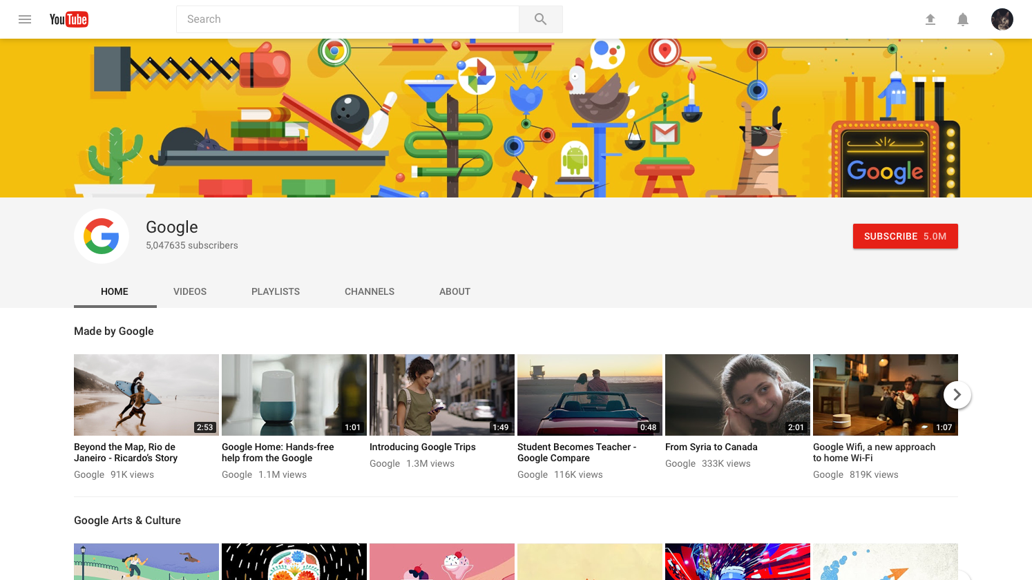 YouTube is going dark, literally, with a desktop redesign