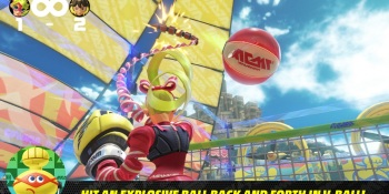 Nintendo dominates gaming brands in June's TV advertising