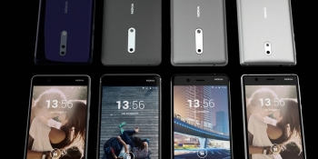 Two unannounced, high-end Nokia phones make brief video debut