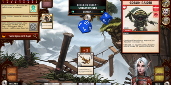 Obsidian's Pathfinder Adventures is the latest mobile game to journey to PC