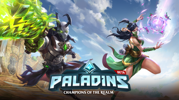 Image result for paladins