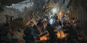 Pathfinder: Kingmaker launches $500,000 Kickstarter for extra content, not the base game (update)
