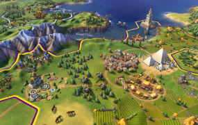 Civilization V helped Take-Two to a strong quarter