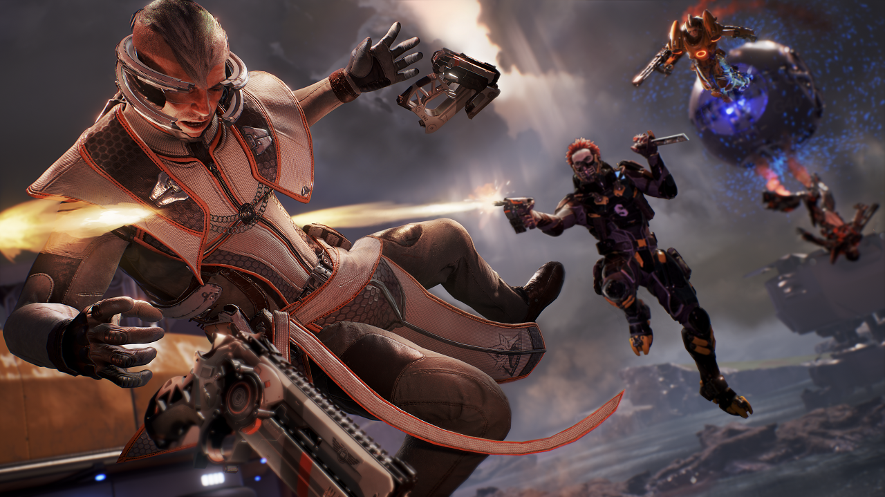LawBreakers launches August 8