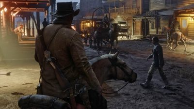 Red Dead Redemption 2 Hands On What Happened When I Accidentally