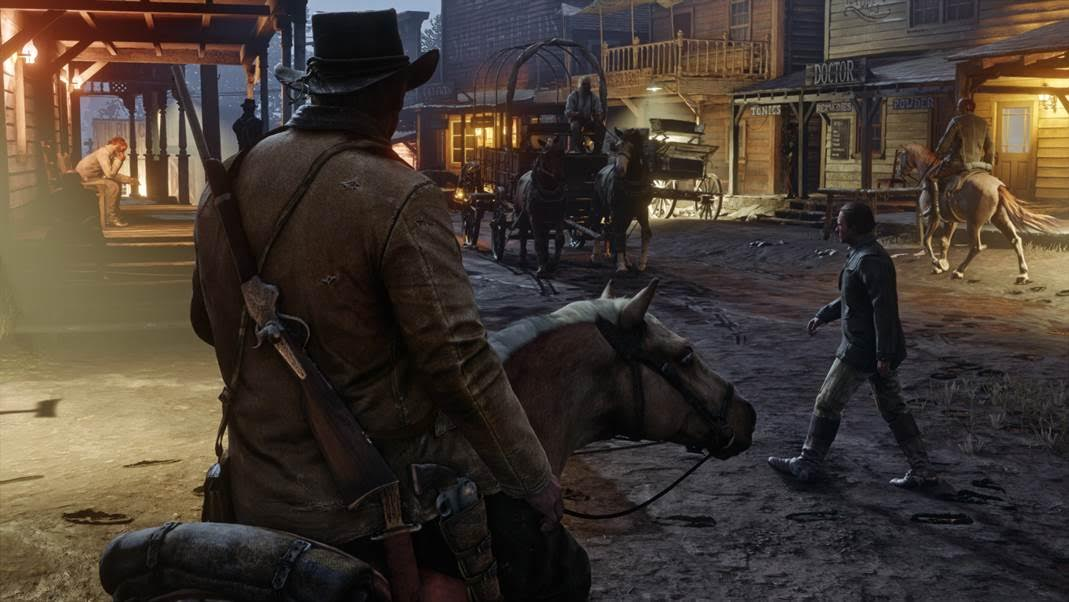 Red Dead Redemption 2 hands-on -- What happened when I