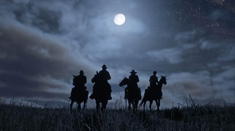Red Dead Redemption 2 review -- Goodbye to the American West