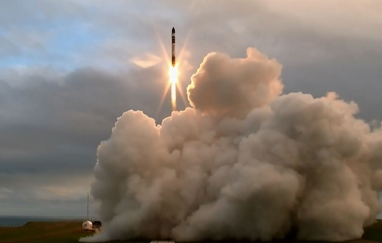 Rocket Lab soars to space but not quite to orbit