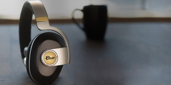 Blue's wireless Satellite headset performs much better than it feels
