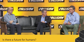 Is there a future for humans?