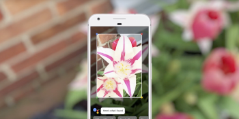 Google Lens uses computer vision to see the world around you