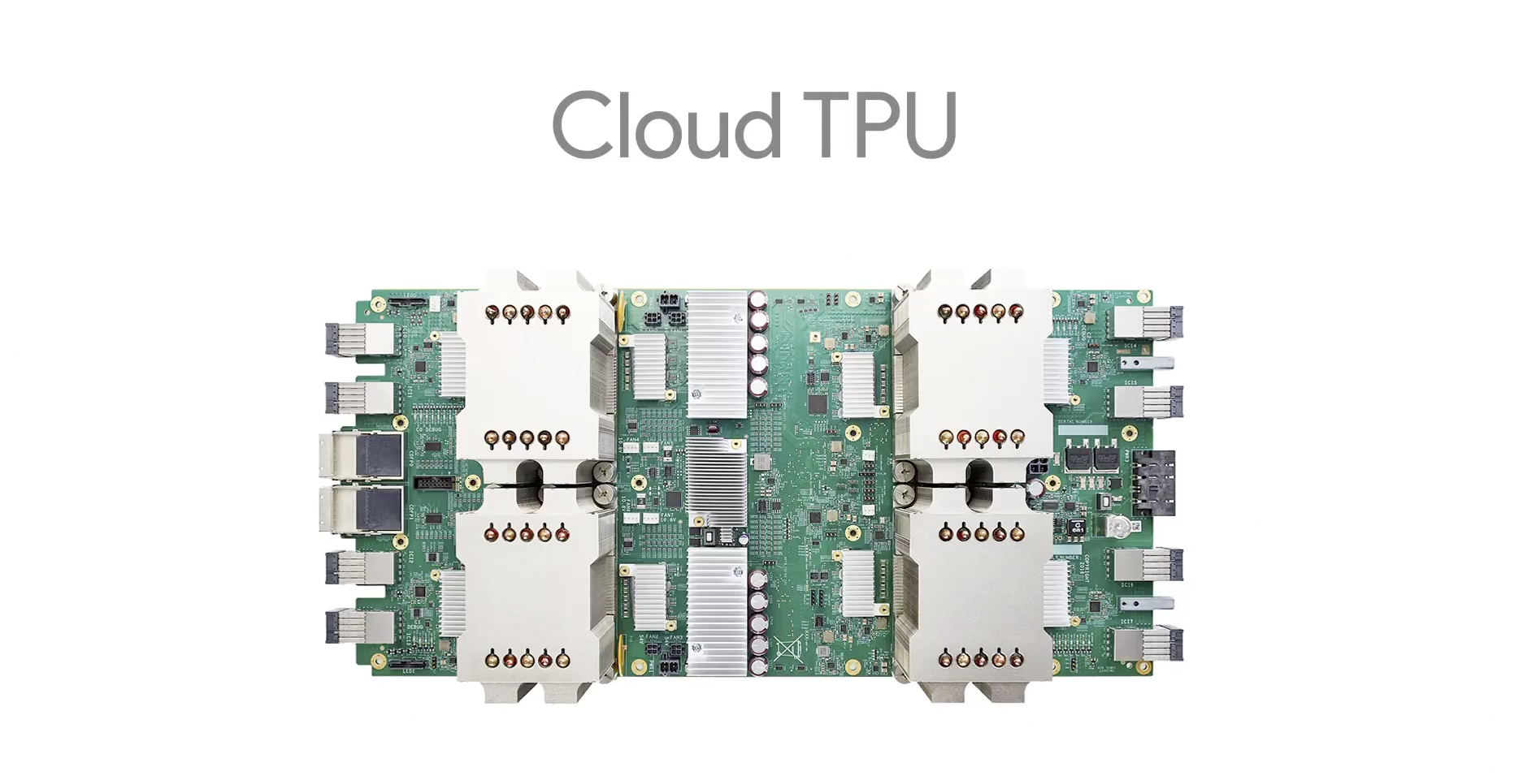Google TPU chips to be made available to external developers