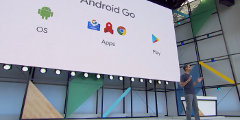 Google announces Android Go, a data, battery, and memory-saving version