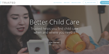 On-demand child care startup Trusted expands to New York