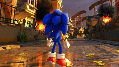 sega goes for nostalgia and modern 3d with two new sonic games