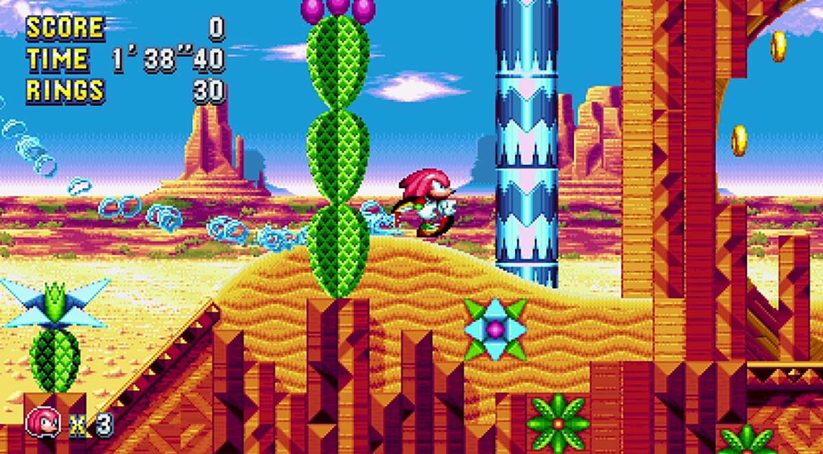 SEGA Announces Release Date for Sonic Mania; New Pre-Order Trailer Debuts