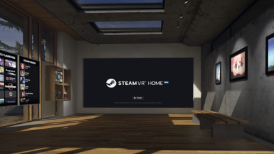 SteamVR's automatic GPU and headset resolution optimizer