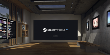 SteamVR Home beta test gets new social features