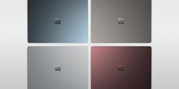 Microsoft announces Surface Laptop running Windows 10 S, ships June 15 starting at $999