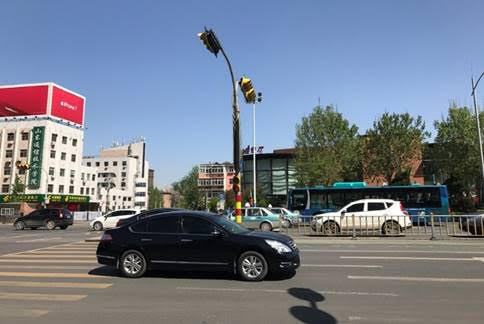 unnamed How China's meshing ride sharing data with smart traffic lights to ease road congestion