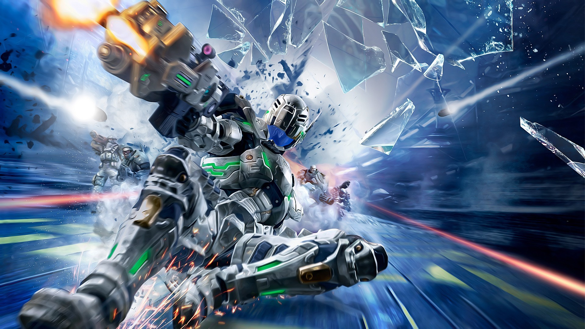 Vanquish gets another PC hint from SEGA