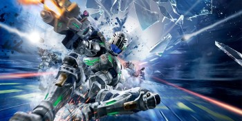 Vanquish on PC punishes players with more damage at higher framerates