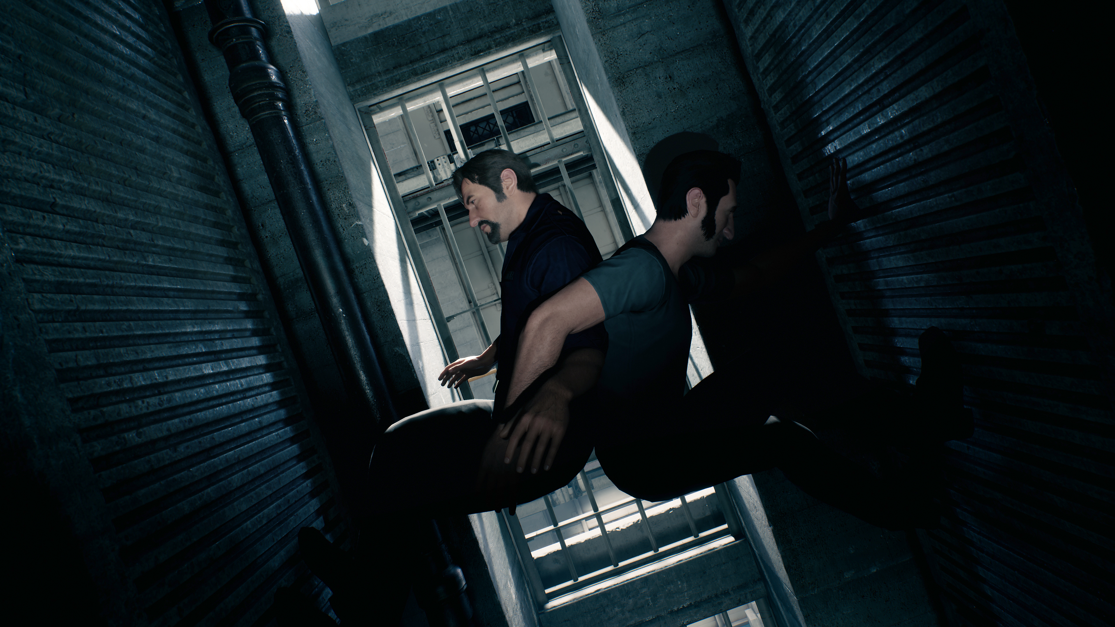 David Cage and Josef Fares on the future of game