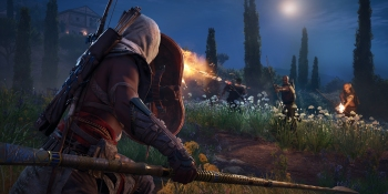 Assassin's Creed Origins hands-on: Clearing out the Romans with stealth