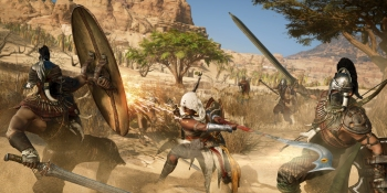 Why Assassin's Creed: Origins is going to Egypt and revamping the series