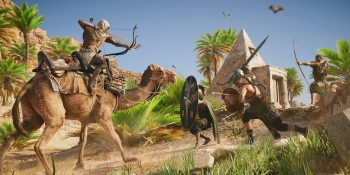 Assassin's Creed Origins game director: The vast open world of Egypt is a stage for franchise rebirth