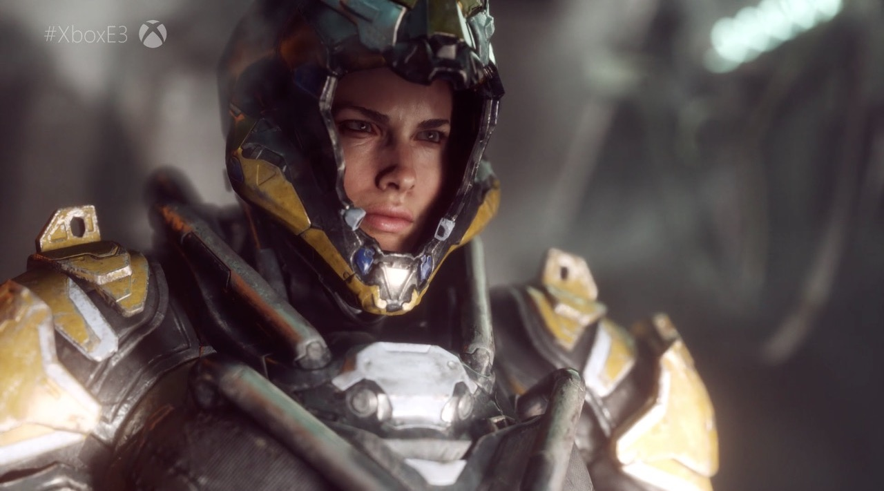 photo image BioWare boss: Anthem will learn from Mass Effect: Andromeda's failures