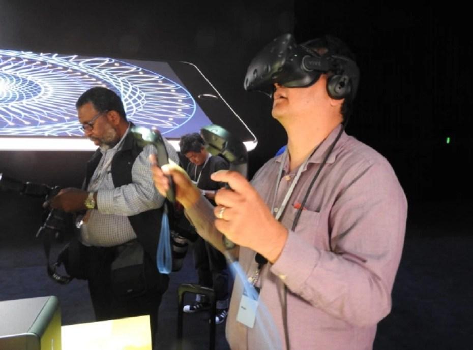 Apple VR demo