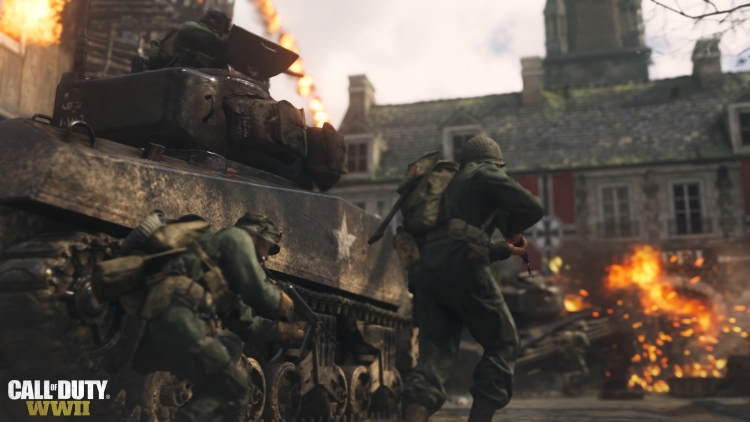 Sledgehammer previously made Call of Duty: World War II.