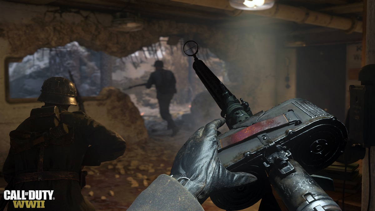 Call of Duty: WWII's Headquarters revealed in new trailer