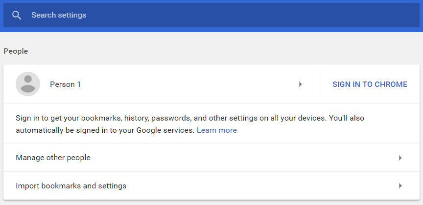 how to change chrome notification settings