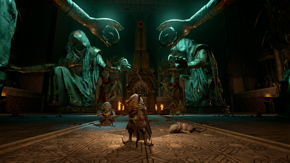 Inxile Launches Its Bard S Tale Vr Game The Mage S Tale