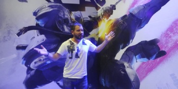 Cliff Bleszinski is so glad he un-retired to create LawBreakers
