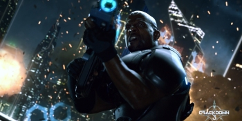 Crackdown 3 has a lot of Terry Crews