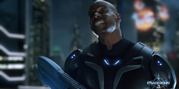 Crackdown 3 is good, and polish doesn't matter