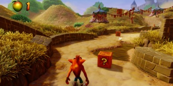 Crash Bandicoot N. Sane Trilogy review: remade with love