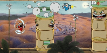 Conan and Kate Upton got to play Cuphead — maybe we're next