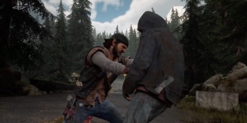 Days Gone will be an open world full of fast zombies, wolves, and bears