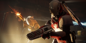 Destiny 2 PC beta gameplay — watch Jeff nod at the correct way to play